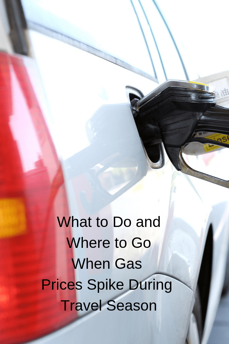 What to Do When Gas Prices Spike