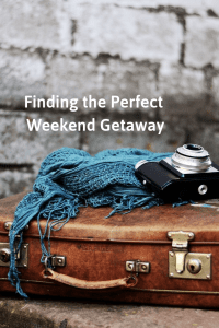 Finding the Perfect Weekend Getaway