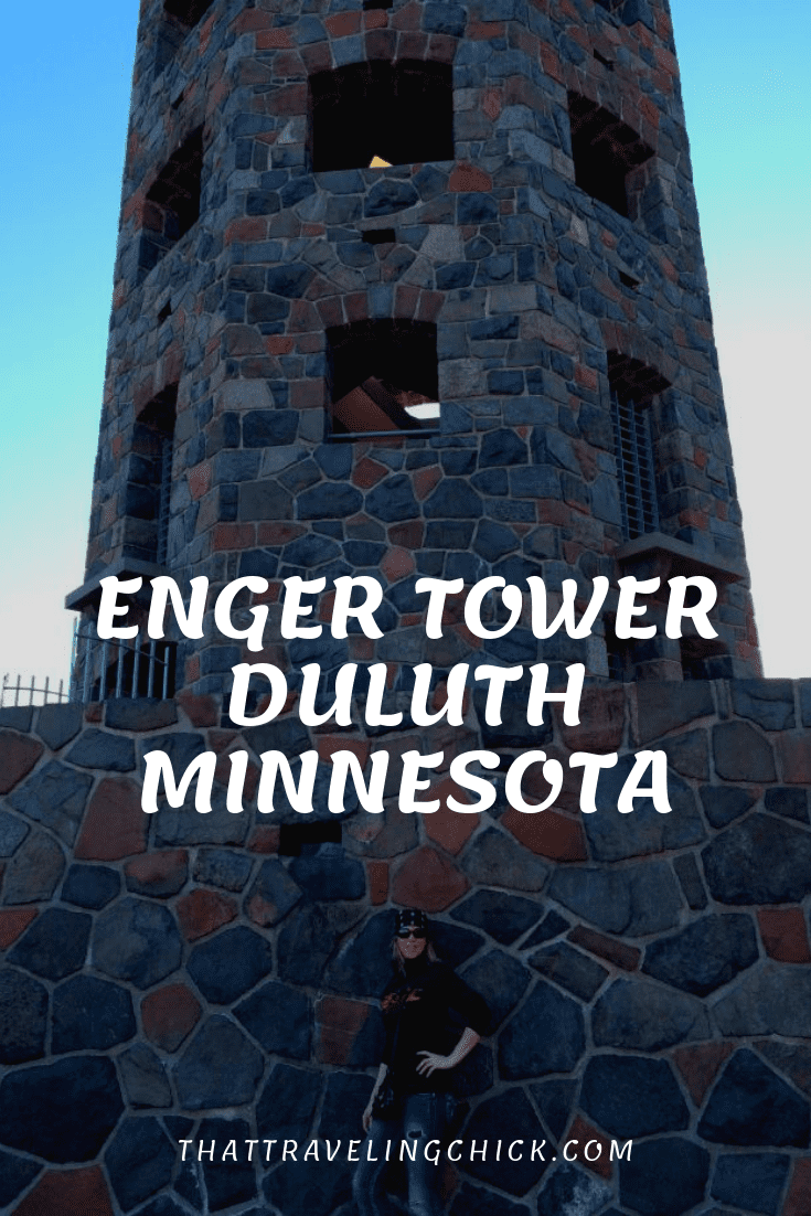 Enger Tower Duluth Minnesota