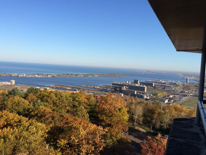 View of Duluth, Mn