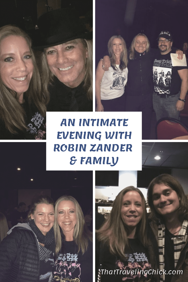 An Intimate Evening With Robin Zander & Family
