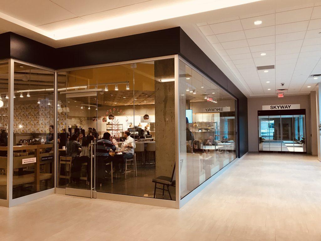 Benedict's Restaurant at Hilton Rochester Mayo Clinic Area #travel #minnesota #hilton #lodging #mayoclinic #rochester #hiltonhotel