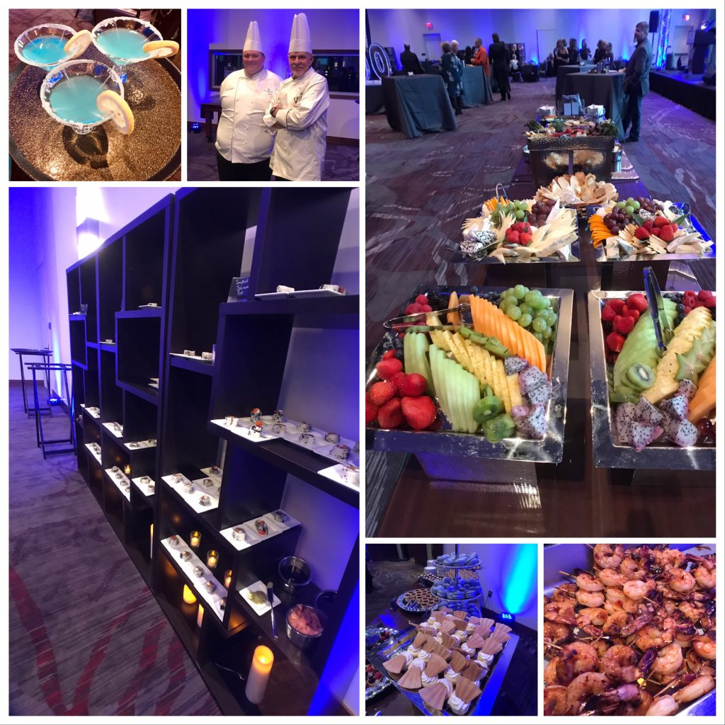 Food and drinks Hilton Rochester Mayo Clinic Area