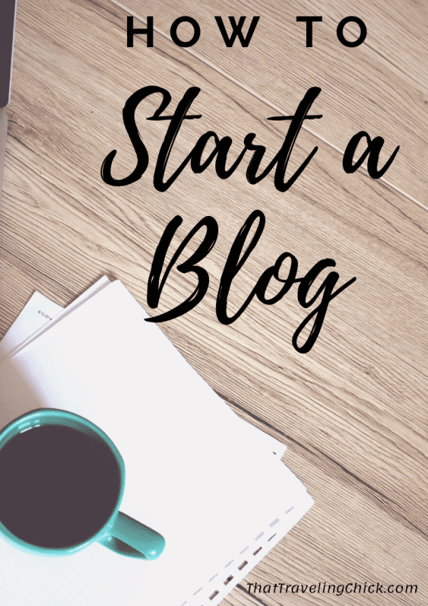 How to Start a Blog #workfromhome #blogging #startablog