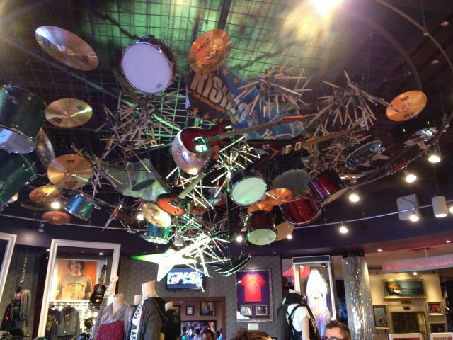 Hard Rock Cafe Universal Orlando #orlando #florida #universalorlando #orlandoflorida #amusementpark