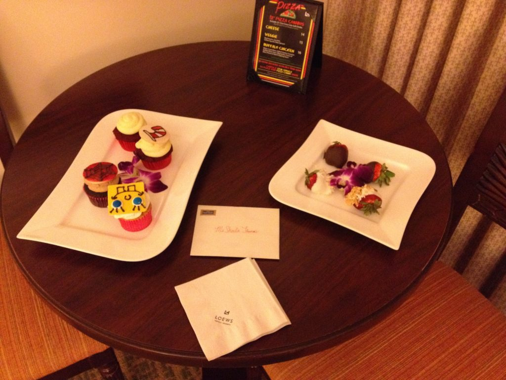 Loews Royal Pacific Resort - Treats #universalorlando #lowesroyalpacificresort #florida #orlando