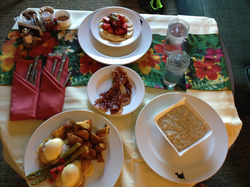 Breakfast at Loews Royal Pacific Resort #universalorlando #lowesroyalpacificresort #florida #orlando