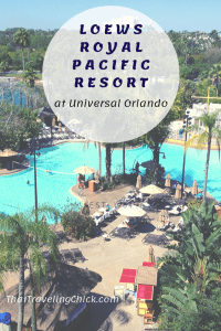 Loews Royal Pacific Resort at Universal Orlando