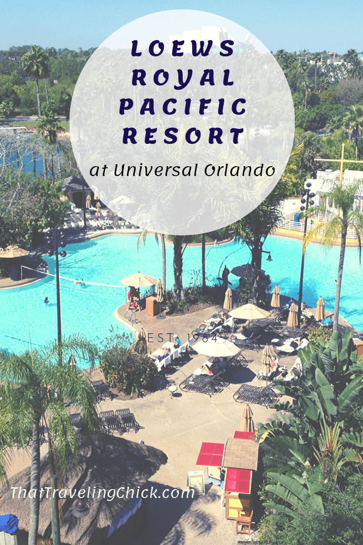 Loews Royal Pacific Resort #universalorlando #lowesroyalpacificresort #florida #orlando