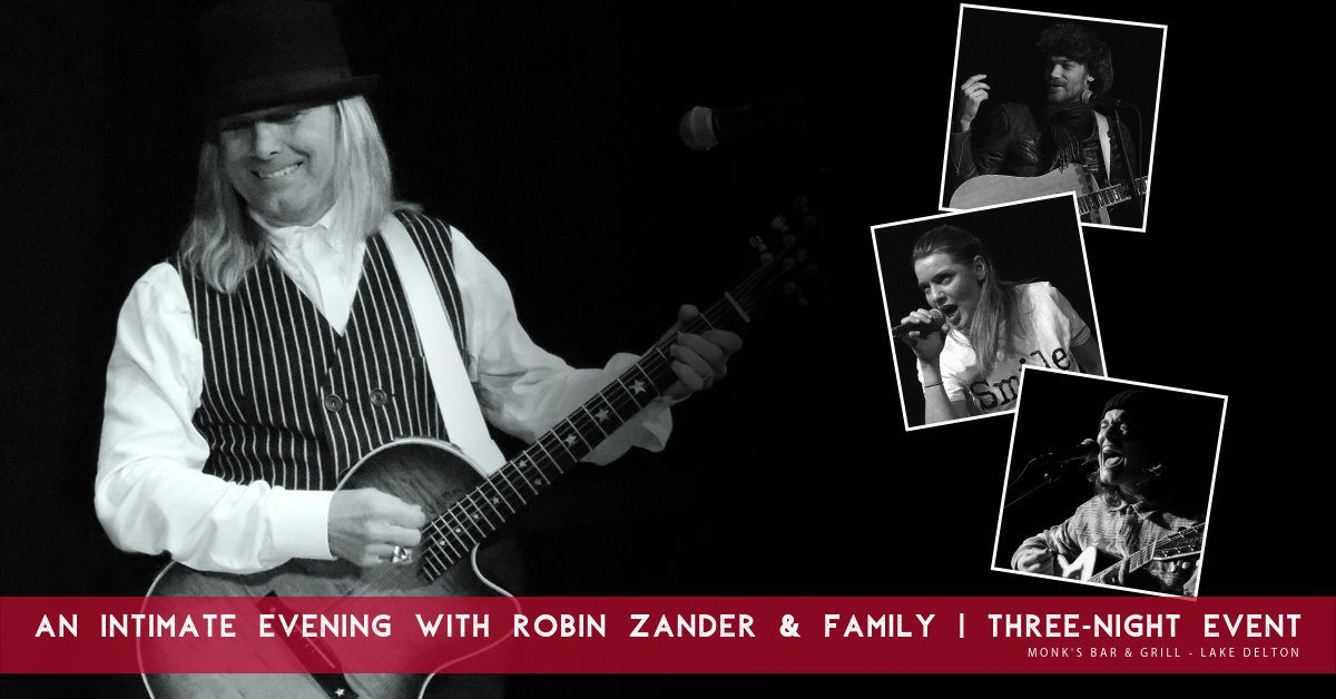 Robin Zander and Family Monks Bar