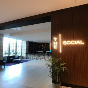 The Social at Hilton Rochester Mayo Clinic Area