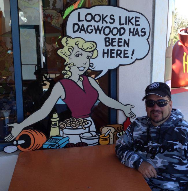 Blondie Universal Orlando #orlando #florida #universalorlando #orlandoflorida #amusementpark
