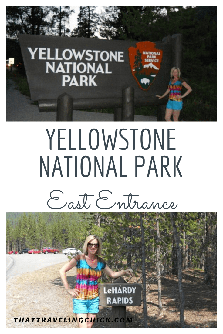 Yellowstone National Park East Entrance #yellowstonenationalpark #yellowstone