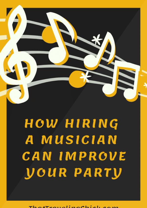How Hiring a Musician Can Improve Your Party