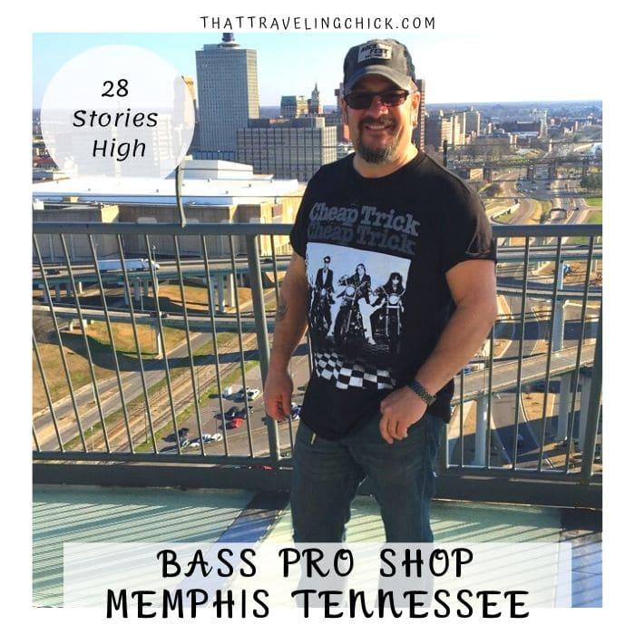 Bass Pro Shop 28 Stories High #bassproshopmemphis #bassproshop #memphis #tennessee