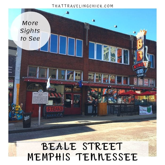 More sights to see on Beale Street #bealestreet #memphis #tennessee