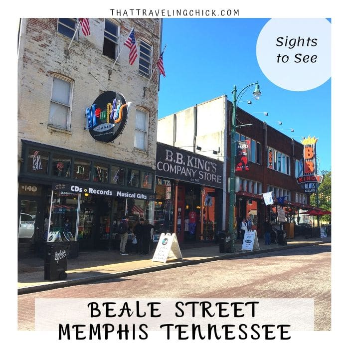 Beale Street Sights to See #bealestreet #memphis #tennessee