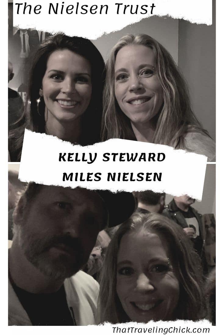 Kelly Steward and Miles Nielsen #kellysteward #milesnielsen #thenielsentrust
