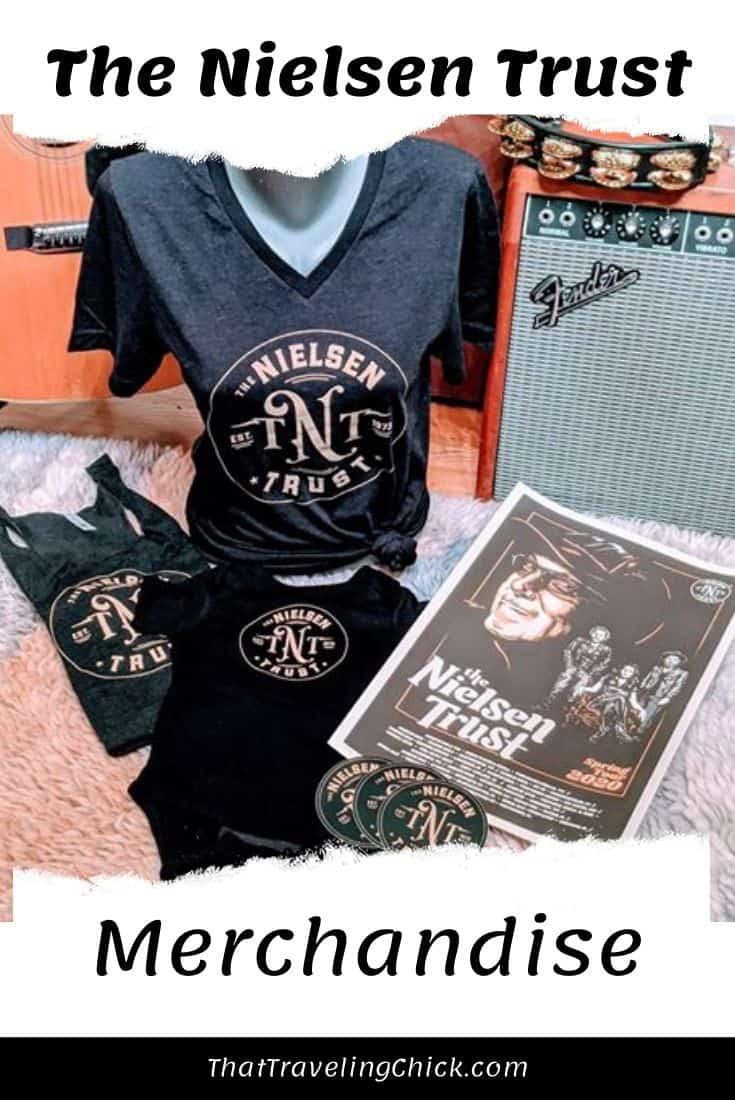 The Nielsen Trust Merchandise #thenielsentrust