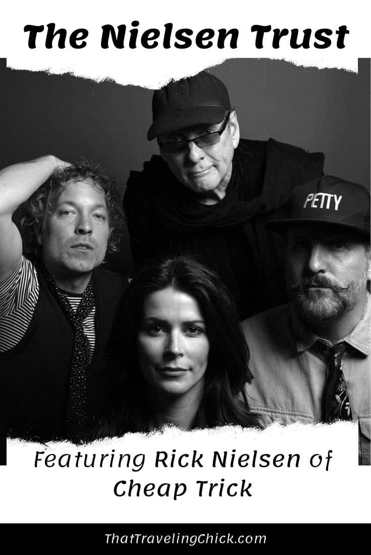 The Nielsen Trust Featuring Rick Nielsen of Cheap Trick #thenielsentrust #cheaptrick #Ricknielsen #daxxnielsen #kellysteward #milesnielsen #concerts #livemusic #rockandroll