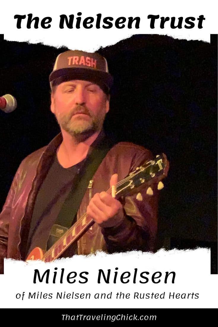 The Nielsen Trust Miles Nielsen #thenielsentrust #milesnielsen