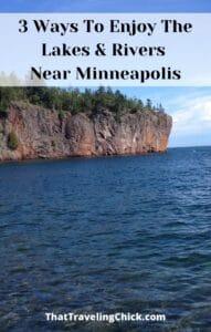 3 Ways To Enjoy The Lakes & Rivers Near Minneapolis