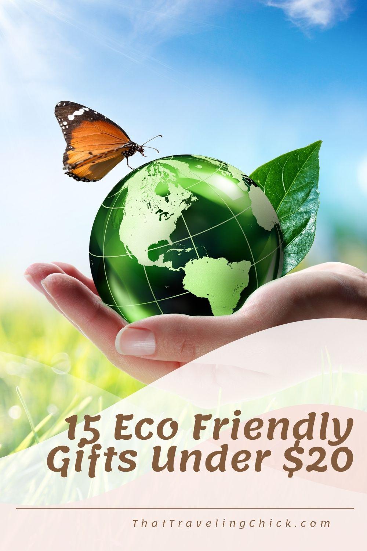 Eco Friendly Gifts Under $20 #ecofriendlygifts #giftsunder20