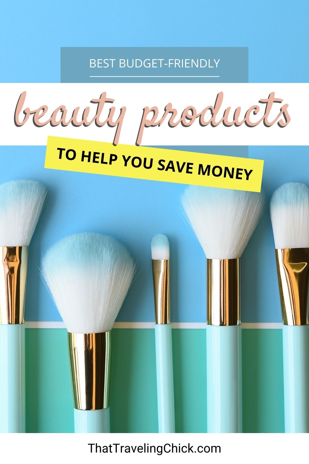 Budget Friendly Beauty Products #budgetbeautytips
