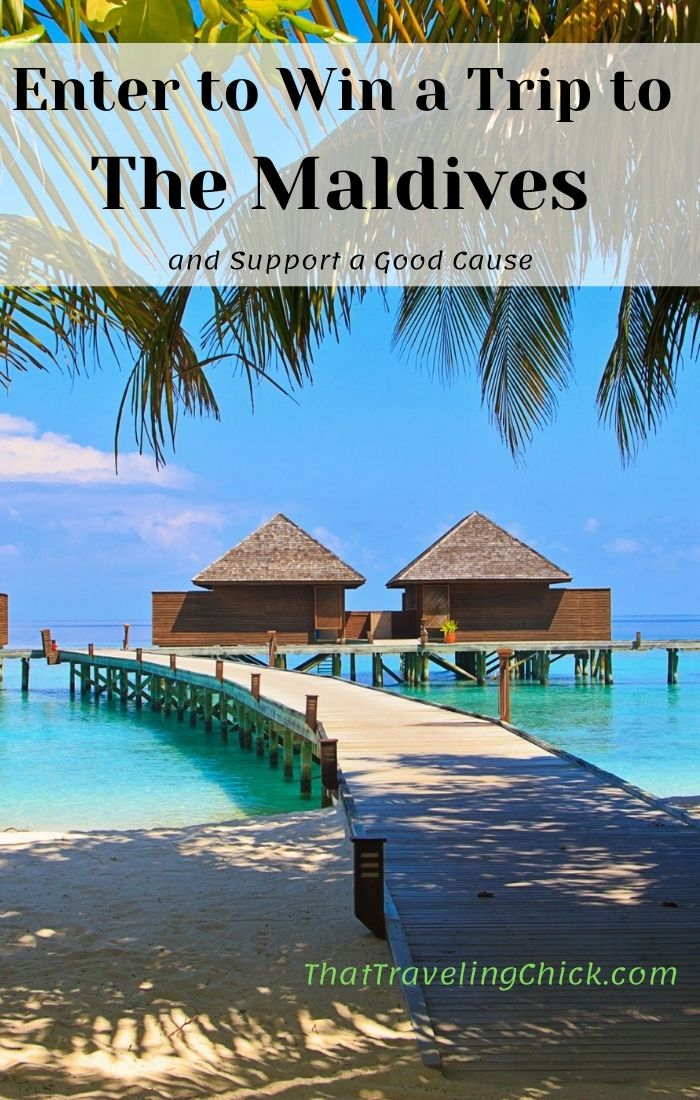 Enter to Win a Trip to the Maldives #giveaway #contest #maldives