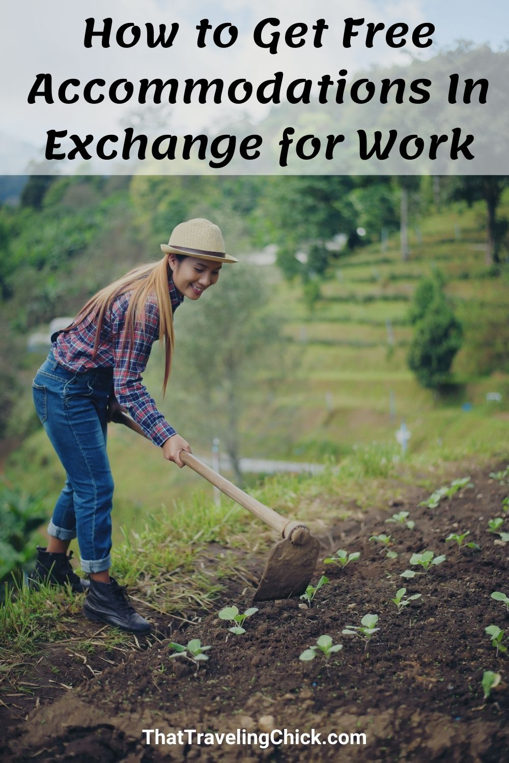 How to Get Free Accommodations In Exchange for Work #freeaccommodations