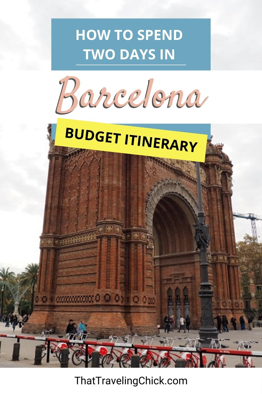How to Spend Two Days In Barcelona