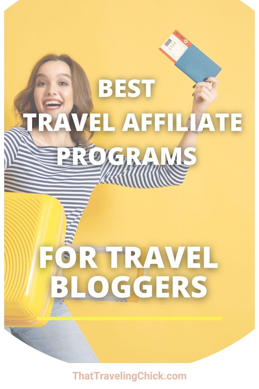 #travelaffiliate #travelblogger