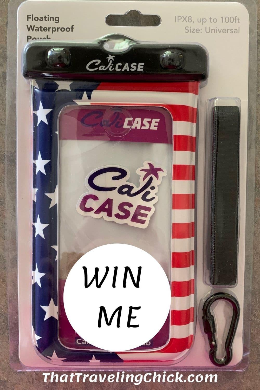 Enter to win a CaliCase