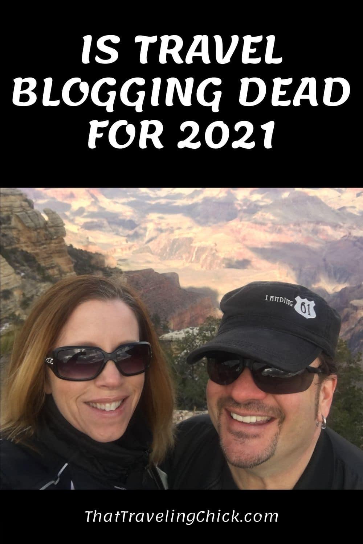 Is Traveling Blogging Dead