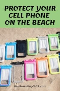 Protect Your Cell Phone on the Beach