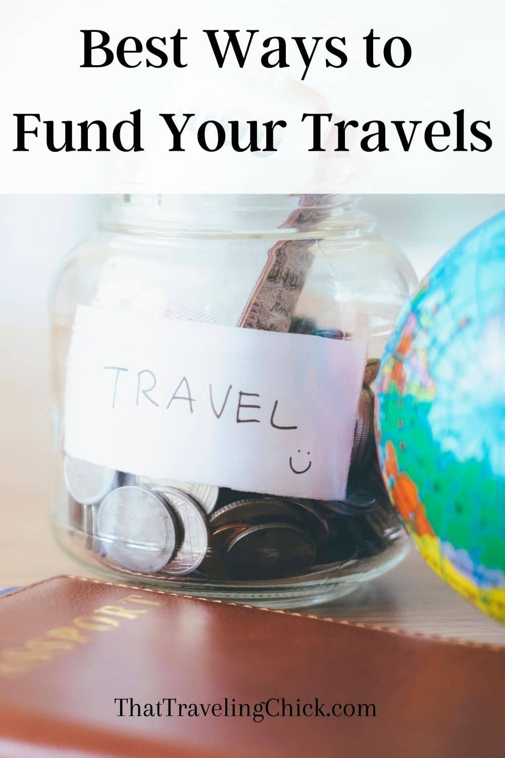 Helping you find the best ways to fund your travels.
