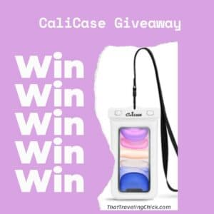 CaliCase Giveaway White #giveaway #calicase