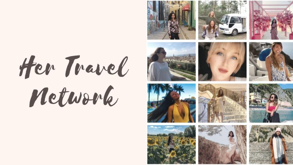 Her Travel Network for female Travelers