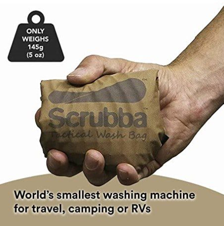 Best Travel Products for Women - Scrubba #scrubba #washing