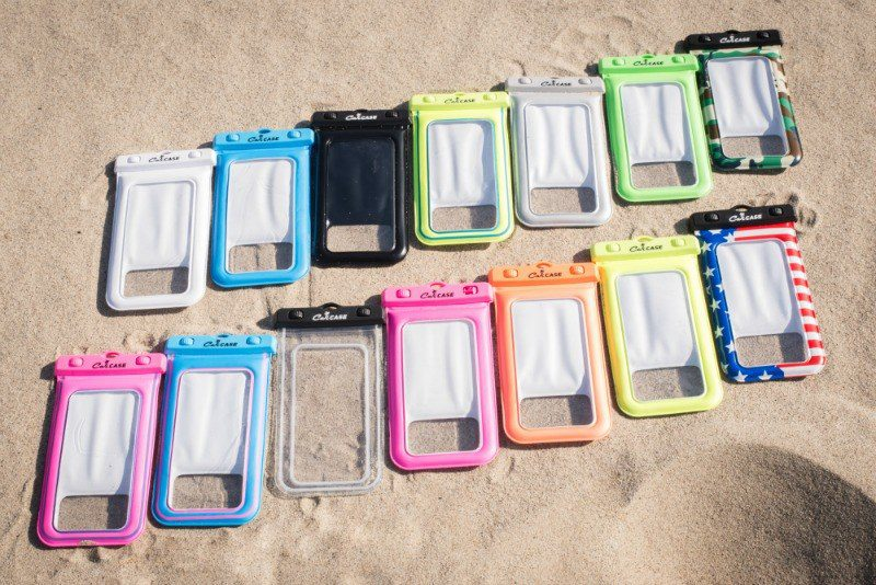 CaliCase is one of the best travel products for women #protectyourphone