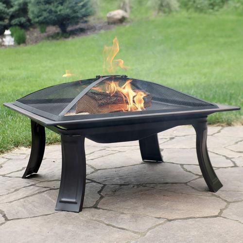 Portable Fire Pit #firepit #portablefirepit #outdoorfirepit